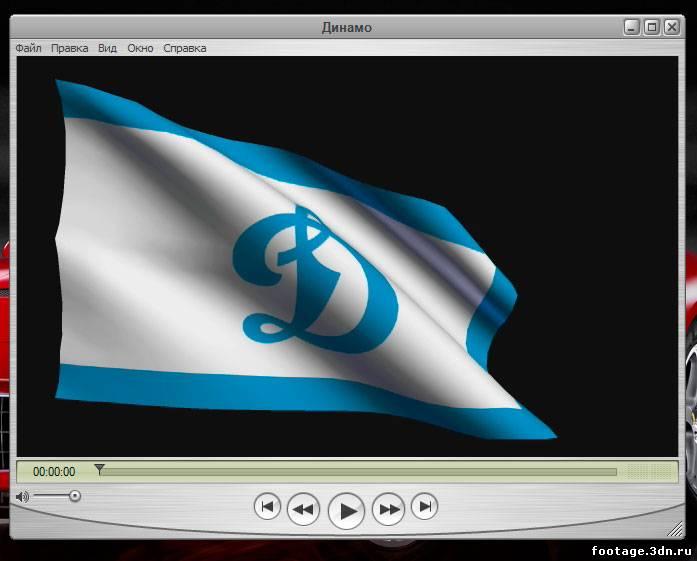 флаг динамо